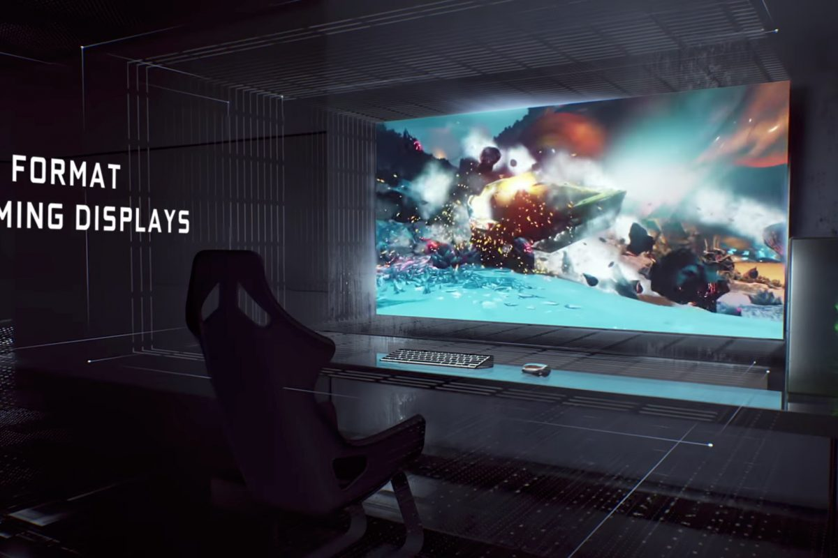 [CES 2018]: Τα NVIDIA BFGDs είναι τα gaming monitors που πάντα θέλαμε