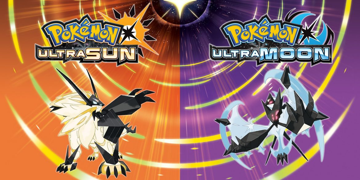 Pokemon Ultra Sun/Ultra Moon