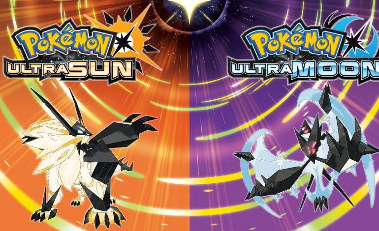 Pokemon Ultra Sun/Ultra Moon