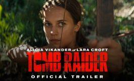 """Η Lara Croft μαχαιρώνει, πυροβολεί και """"ίπταται"""" στο νέο trailer του Tomb Raider"""
