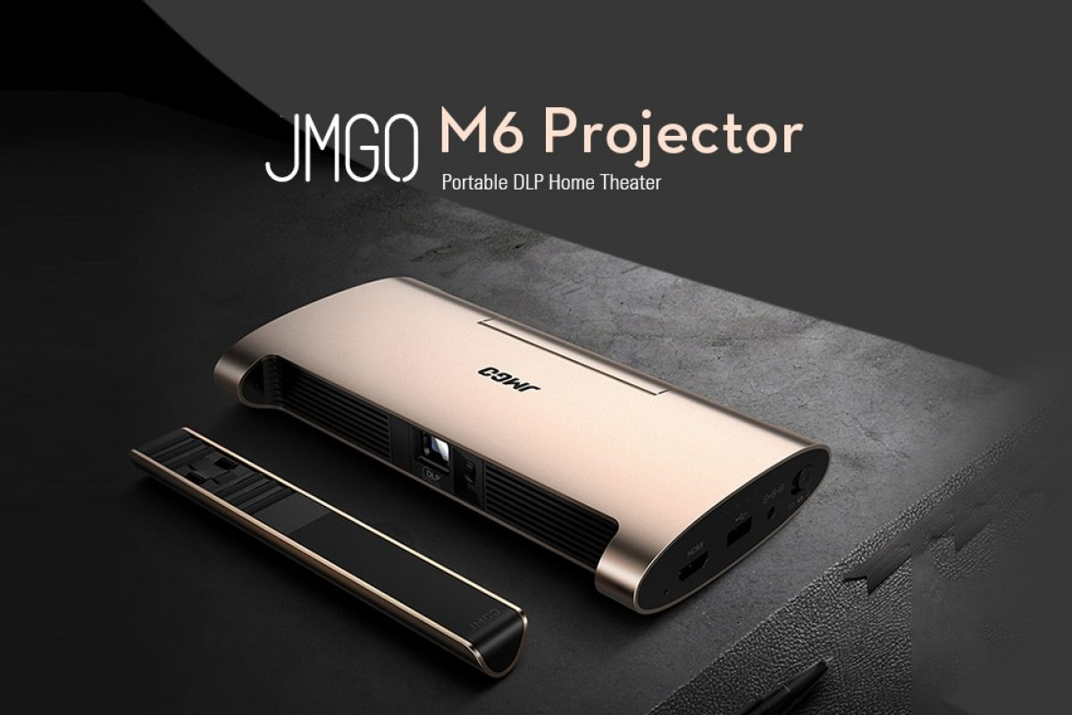 [Promo]: Φορητός προτζέκτορας που υποστηρίζει 4K / 1080P / 3D