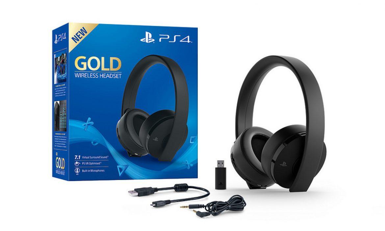 Έρχεται νέα έκδοση των Stereo Wireless headset ακουστικών (Gold Wireless Headset)