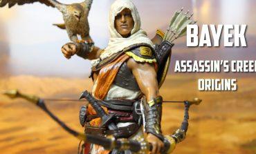 Το εκπληκτικό άγαλμα του Bayek από Assassin's Creed Origins