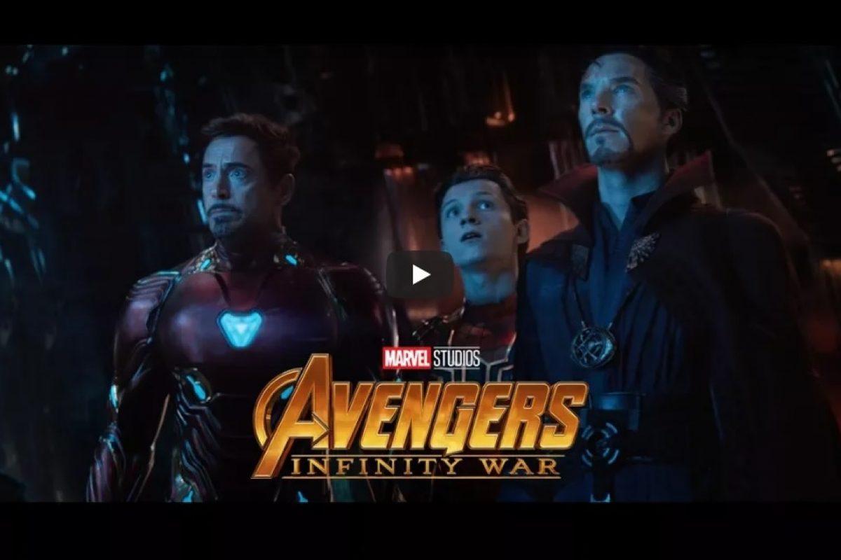 Ολόφρεσκο teaser trailer για το Avengers: Infinity War