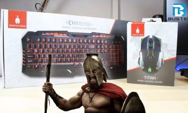 Gaming Gear μόνο για Spartans!