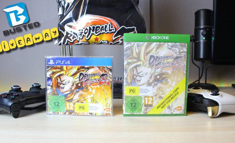 Μεγάλο Dragon Ball FighterZ GIVEAWAY!