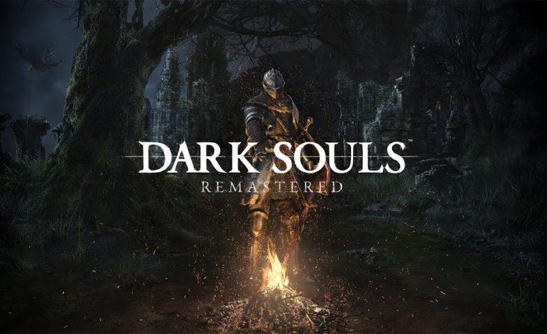 Dark Souls Remastered: Νέο Gameplay video
