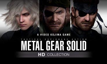 Έρχεται η συλλογή Metal Gear Solid HD στο PS4;