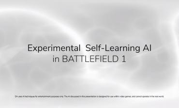 Τεχνητή νοημοσύνη στο επόμενο Battlefield;