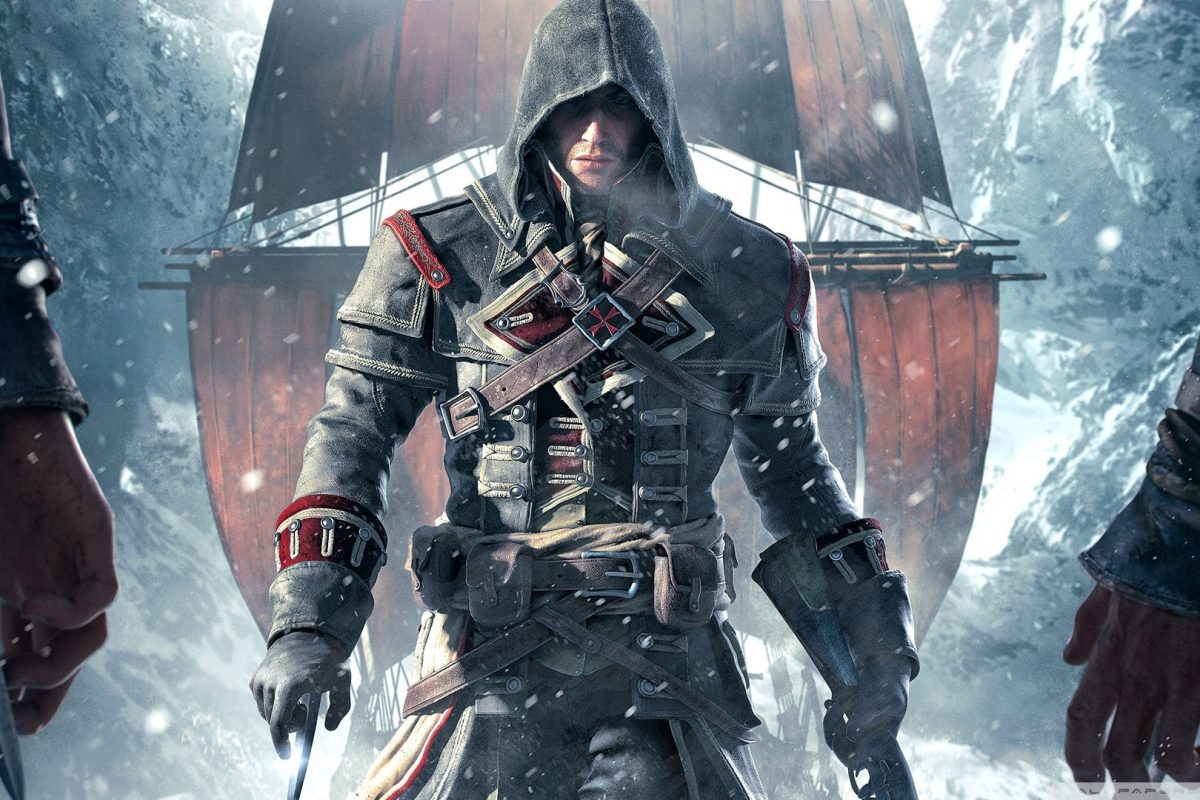 Assassin's Creed Rogue Remastered: Συγκριτικό video μεταξύ του PS4 Pro και Xbox One X