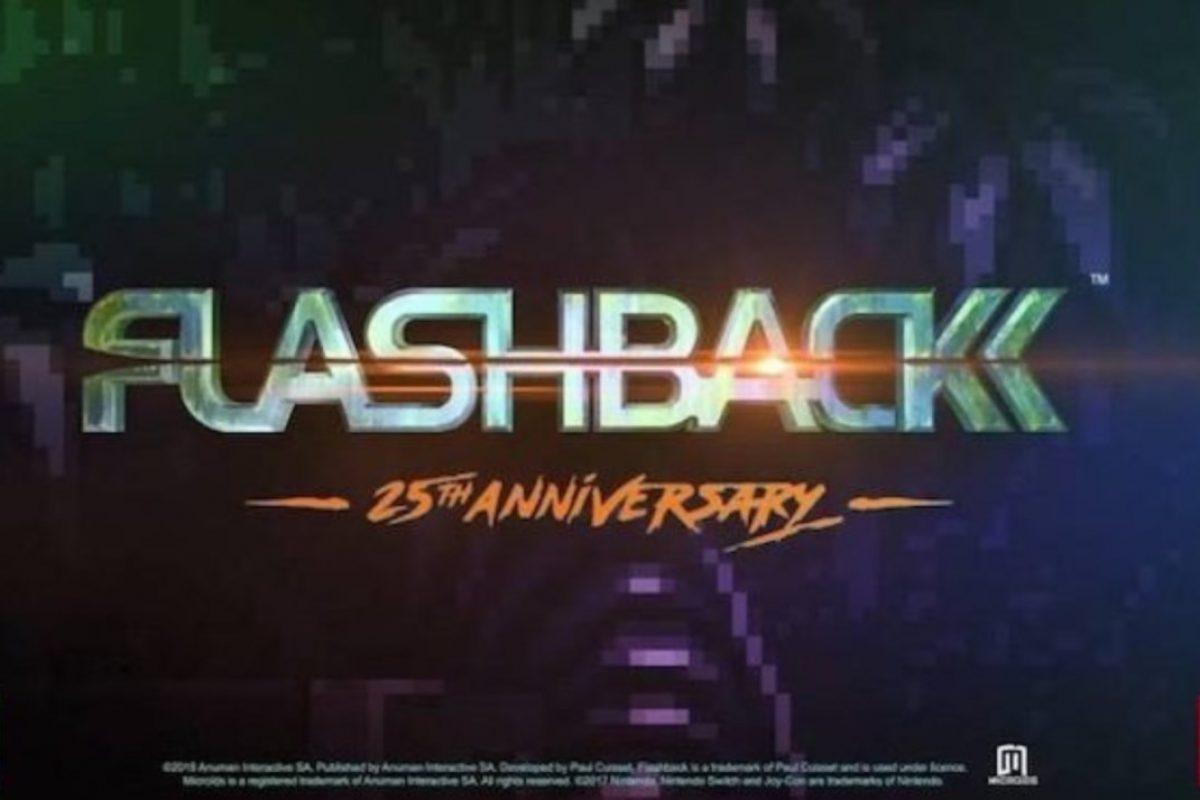 Η επανακυκλοφορία του Flashback και η επερχόμενη συλλεκτική έκδοση