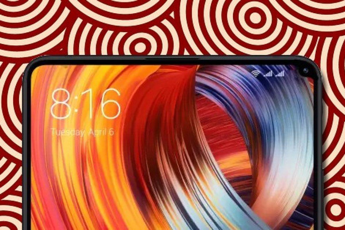[Video] Το Xiaomi Mi Mix 2s έρχεται με μικρό notch στη γωνία για τη selfie camera