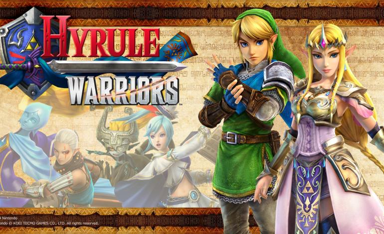 Και Hyrule Warriors στο Switch μέσα στο έτος