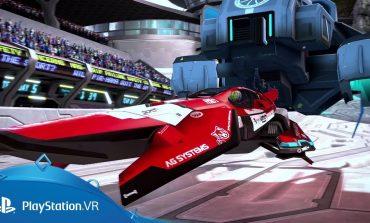 Κυκλοφόρησε σήμερα το δωρεάν VR Update για το Wipeout
