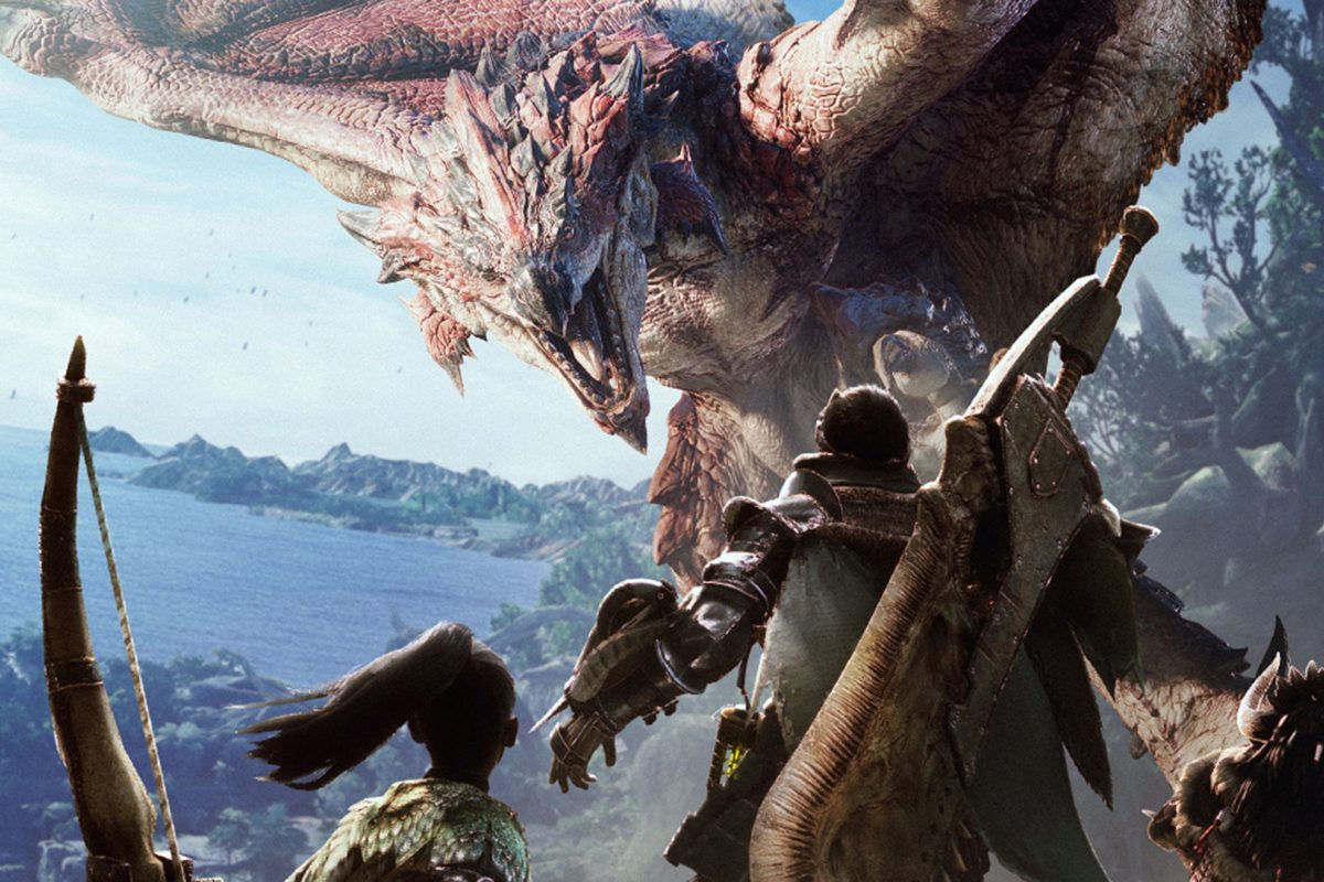 Το Monster Hunter World αποκτά την δική του ταινία!