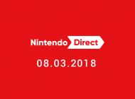 Νέο Nintendo Direct στις 8 Μαρτίου