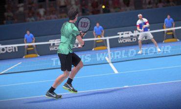 Ανακοινώθηκε επίσημα η ημερομηνία κυκλοφορίας για το Tennis World Tour (Video)