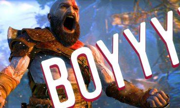 """Το είδαμε κι αυτό! Tecnho Remix """"BOY"""" από τον Kratos του God of War!"""
