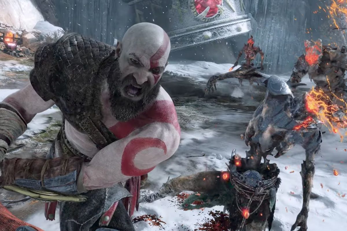 Το επίσημo unboxing της συλλεκτικής έκδοσης του God of War δια χειρός Cory Barlog | Video |