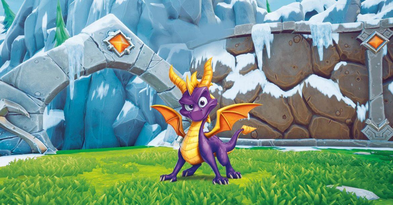 Είναι σημάδι κυκλοφορίας του Spyro Reignited Trilogy στο Nintendo Switch;