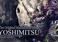 O Yoshimitsu κάνει την εμφάνισή του στο roster του SoulCalibur VI