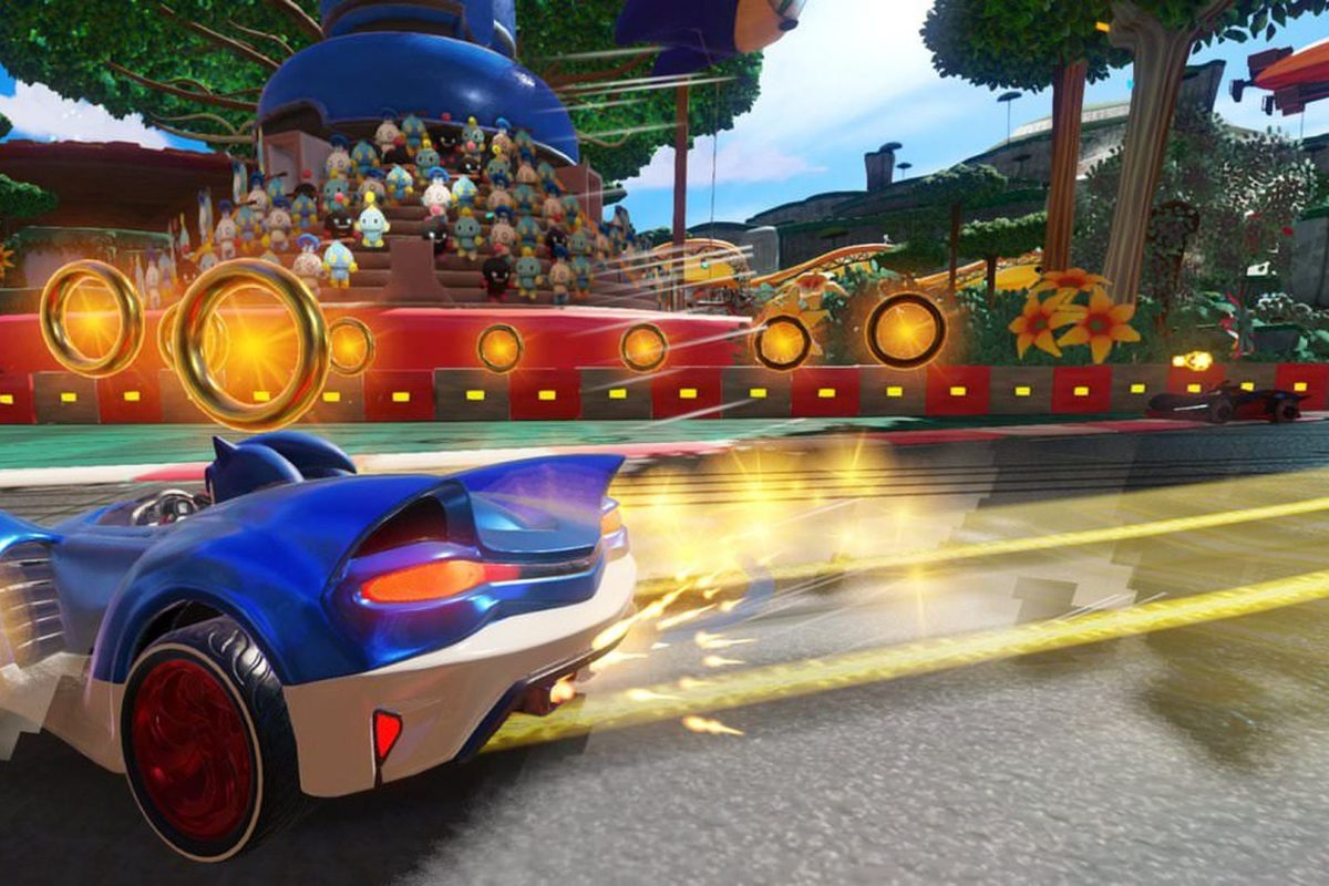 To Team Sonic Racing έρχεται το χειμώνα (Video)