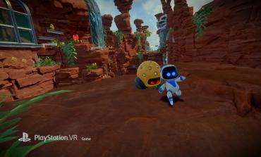 Έρχεται το Astro Bot (PlayStation VR exclusive) και δείχνει υπέροχο