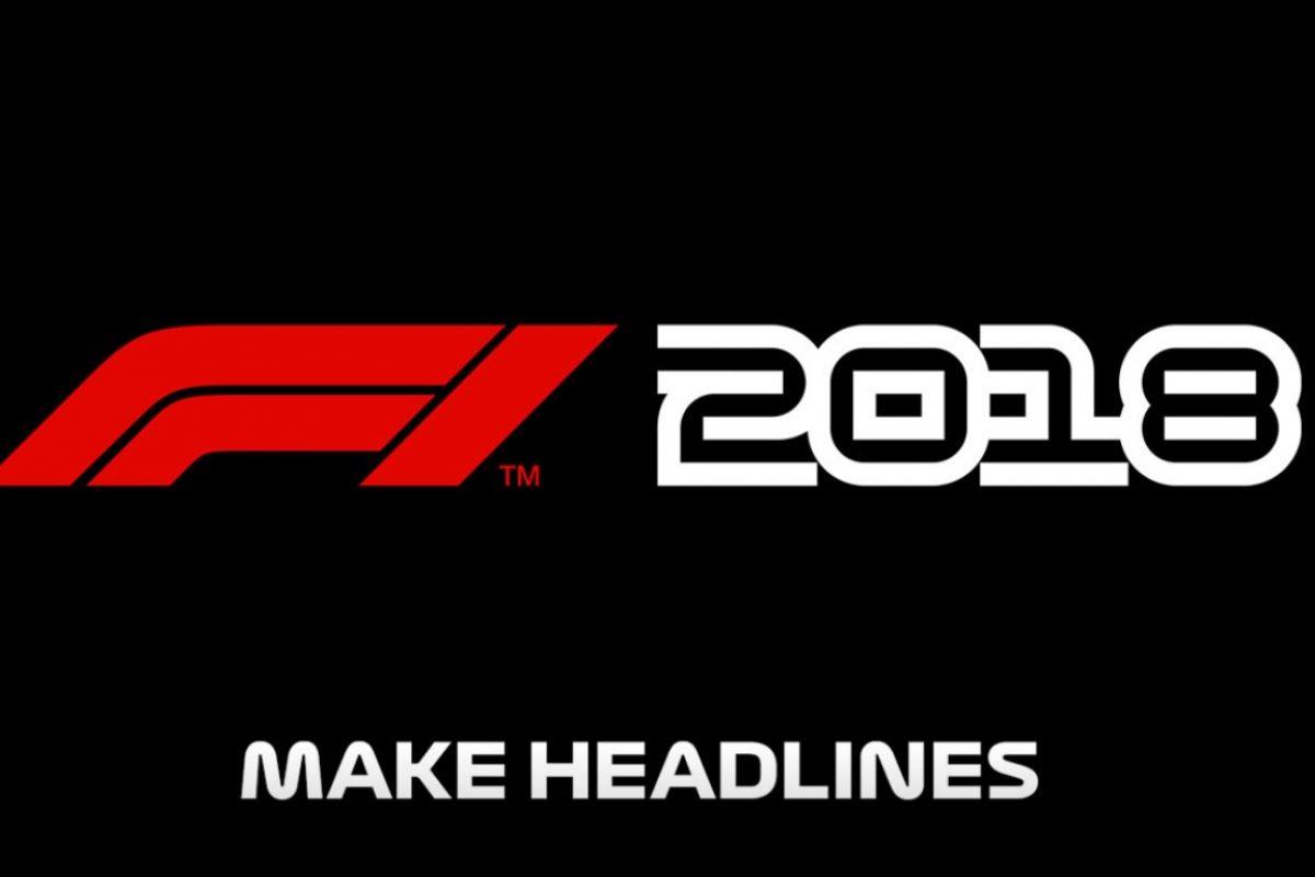 To F1 2018 ανακοινώθηκε και έρχεται με φόρα!