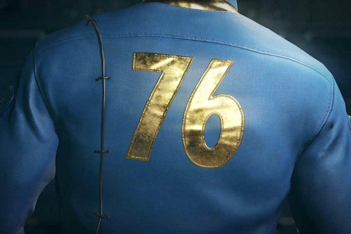 Το Fallout 76 αποκαλύφθηκε (Video)
