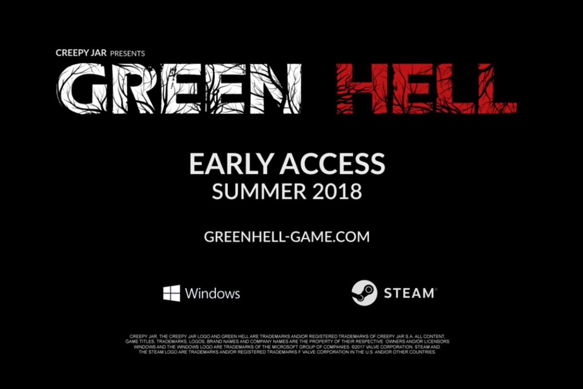 Green Hell: Νέος survival τίτλος από δημιουργούς του Dying Light