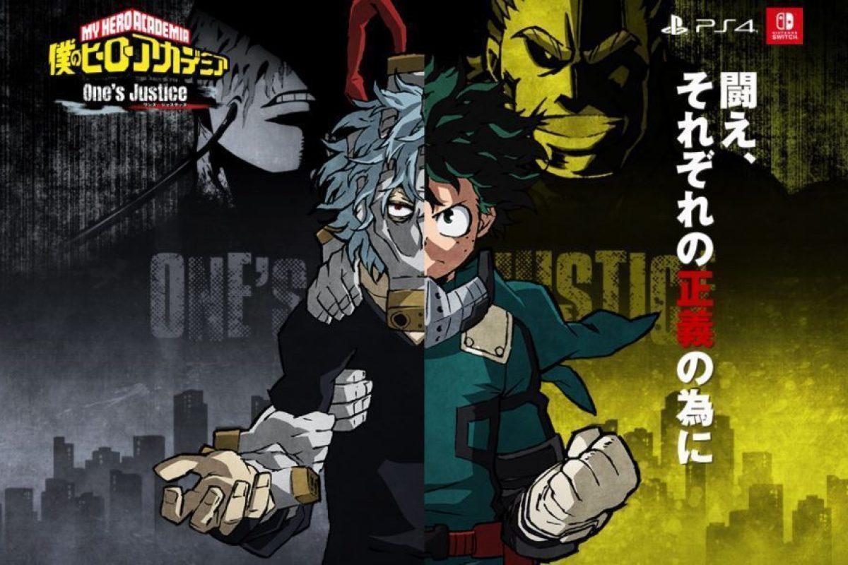Ετοιμαστείτε για μπουνιές και εκρήξεις στο επερχόμενο My Hero One's Justice