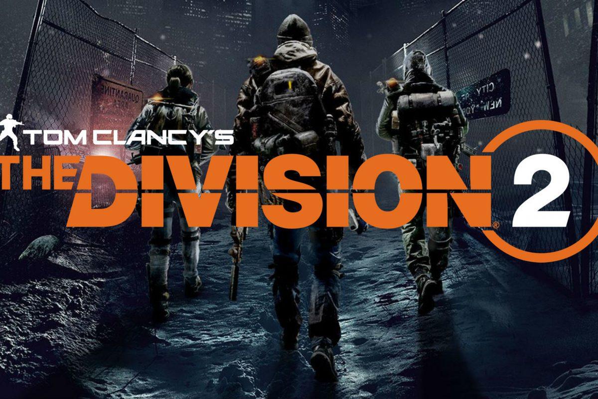 Η οικονομική έκθεση της Ubisoft και η πιθανή ημερομηνία κυκλοφορίας του Division 2