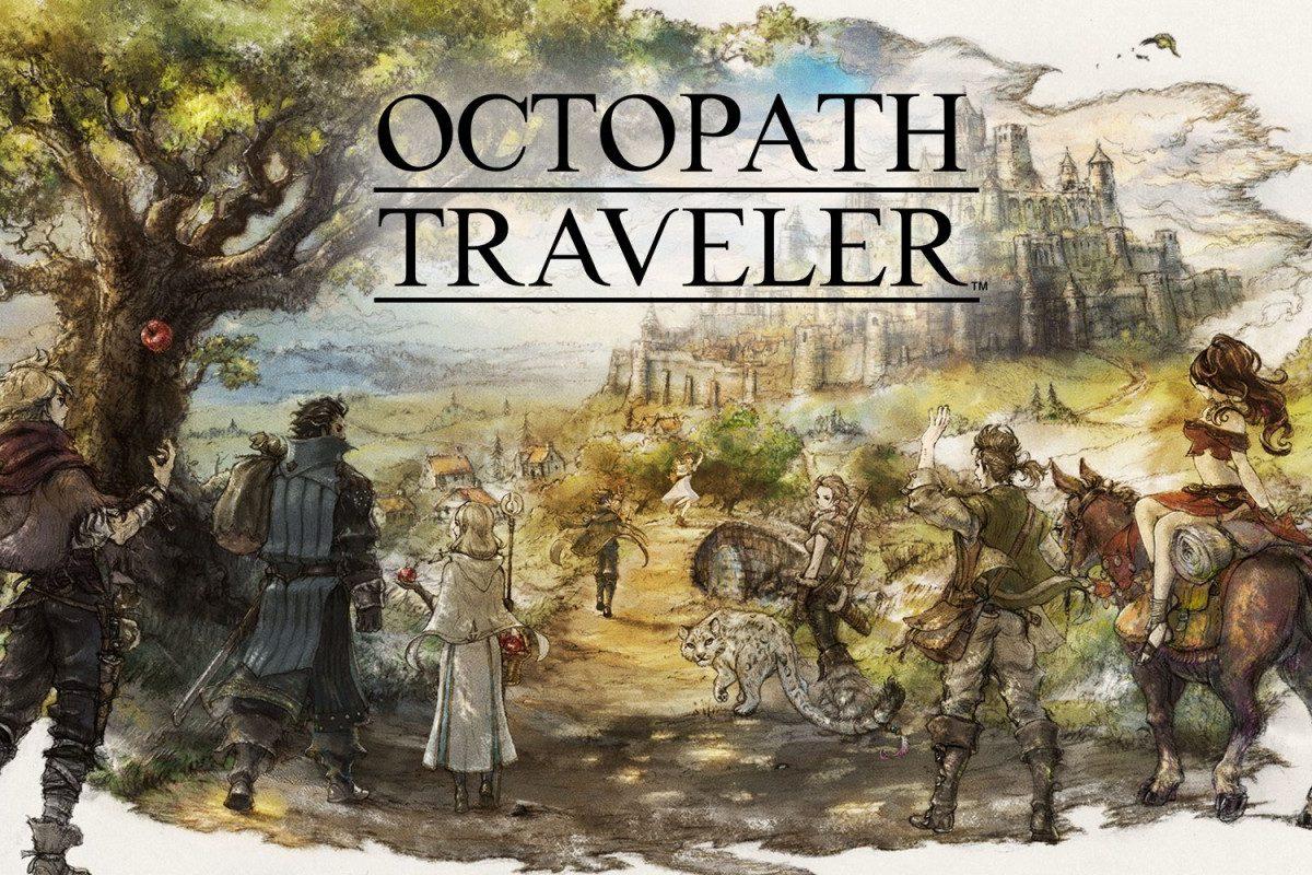 Καθόλου DLC για τo Octopath Traveler
