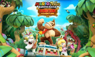 Έρχεται το Mario + Rabbids Kingdom Battle: Donkey Kong στις 26 Ιουνίου