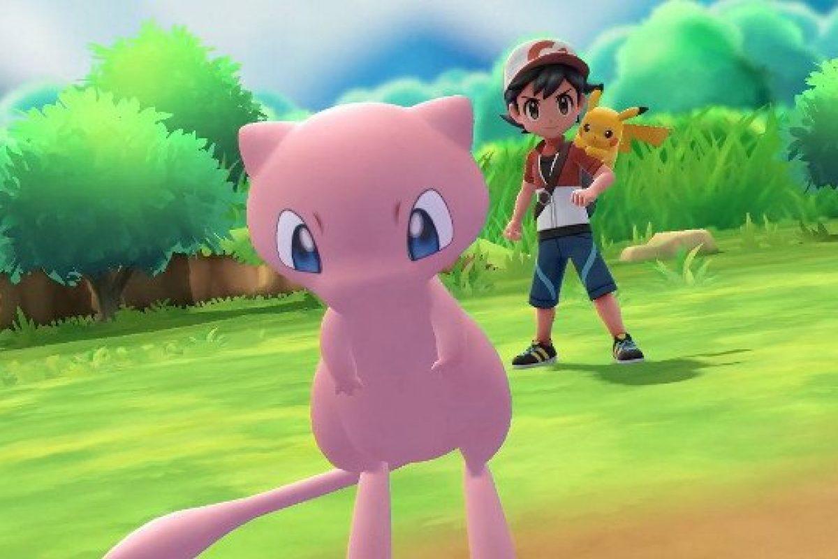 Τα Pokemon Let's Go Pikachu & Let's Go Eevee έρχονται φέτος