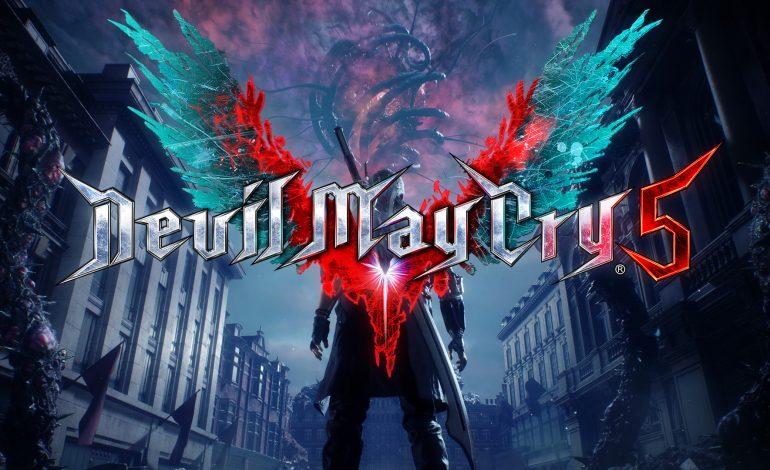 Όλα όσα ξέρουμε για το Devil May Cry 5