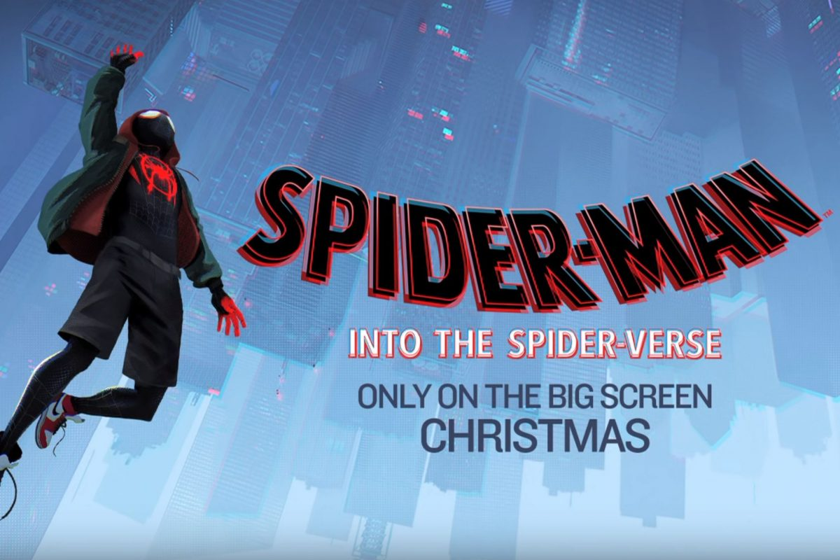 Το πρώτο trailer του Spider-Man: Into The Spider-Verse είναι εδώ (Video)