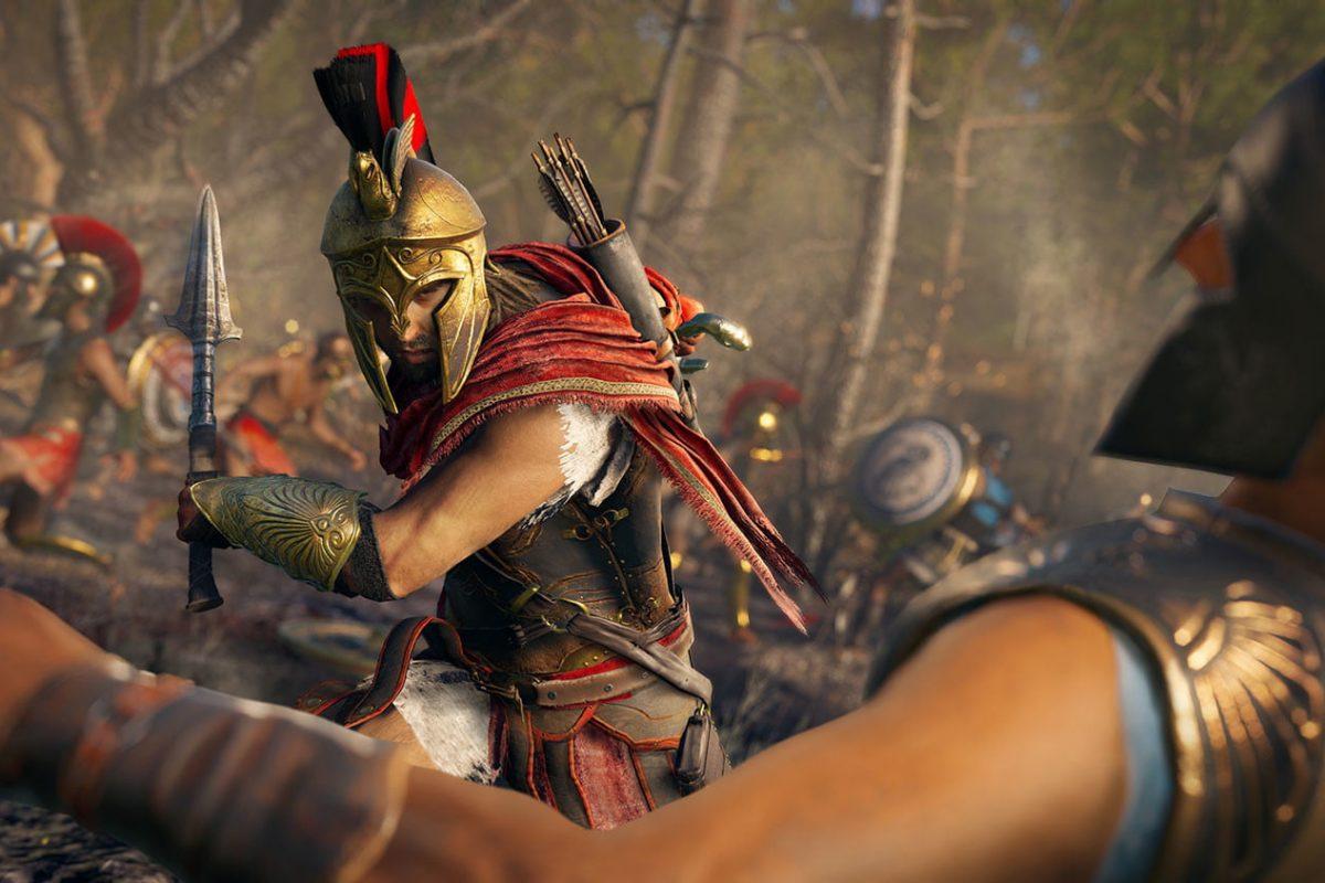 Με δύο όψεων εξώφυλλο έρχεται το Assassin's Creed Odyssey