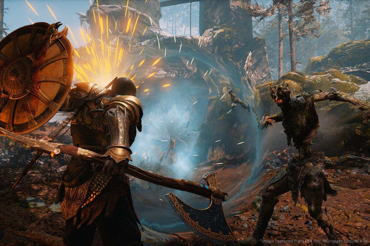 Η Sony ανακοίνωσε μια νέα προσθήκη για το God of War