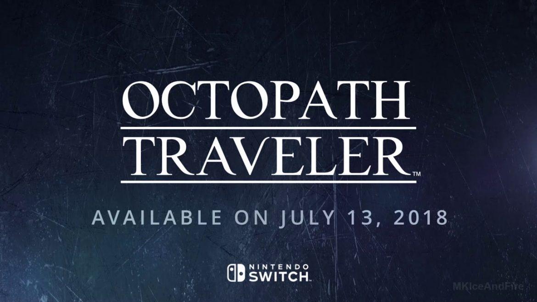 Έρχεται το Octopath traveller για το Nintendo Switch.