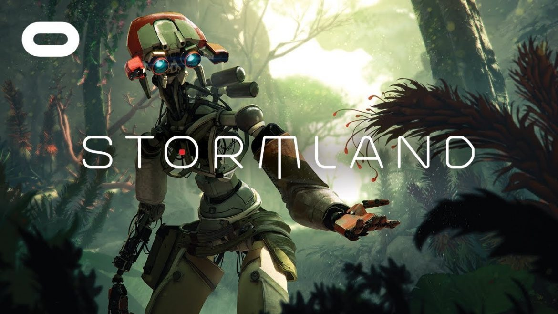 Η Insomniac ανακοίνωσε το Stormland αποκλειστικά για το Oculus Rift