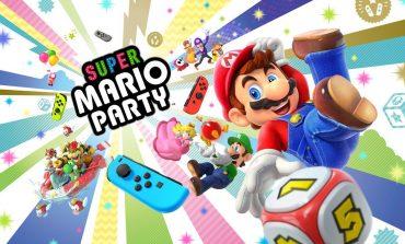 Super Mario Party: Η σειρά καταφθάνει στο Nintendo Switch!