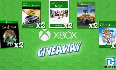 Τούμπανο Xbox Giveaway