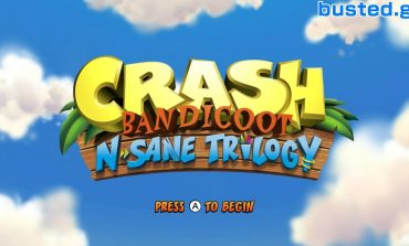 Crash Bandicoot N'Sane Trilogy (Nintendo Switch)