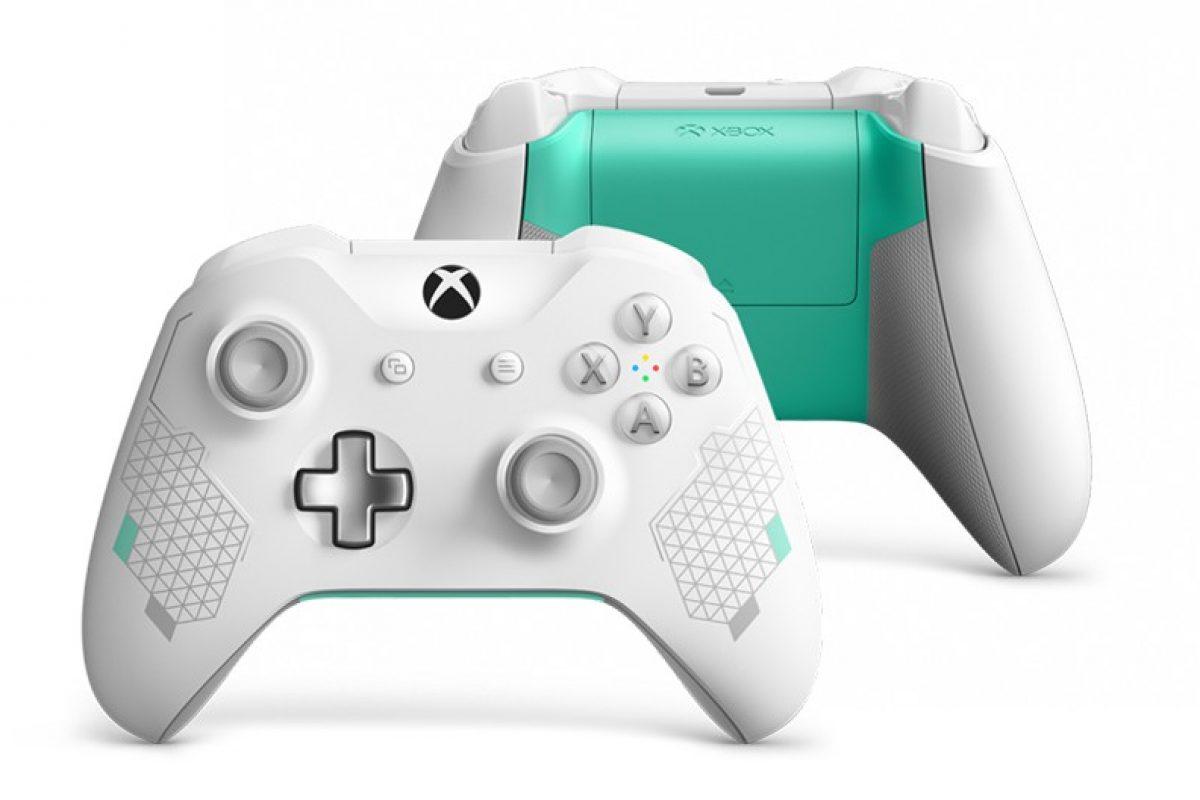 Sport White Special Edition το νέο χειριστήριο για το Xbox One