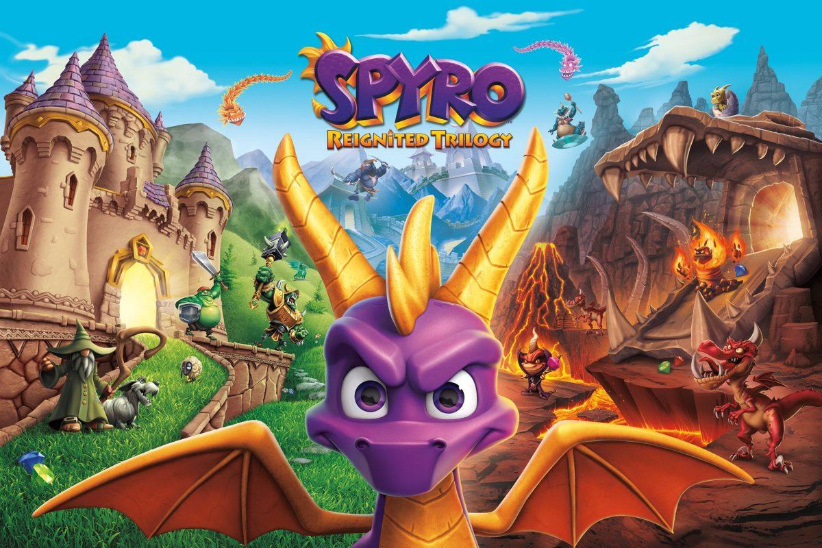 Γιατί αναβλήθηκε η κυκλοφορία του Spyro: Reignited Trilogy;