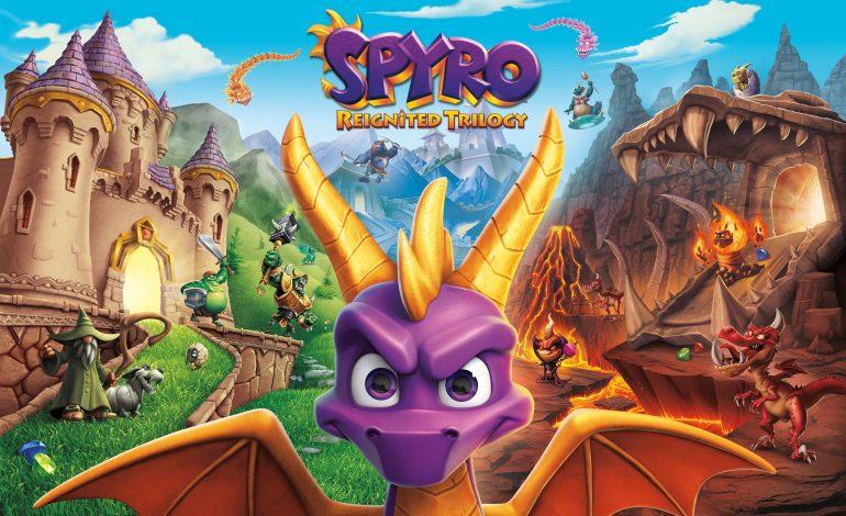 Νέο gameplay για το Spyro: Reignited Trilogy