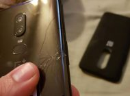 H πλάτη των OnePlus 6 σπάει από μόνη της!