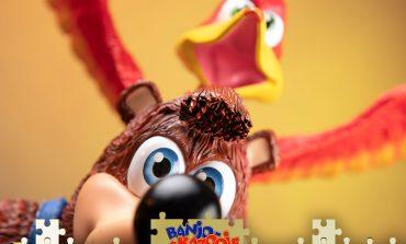 Η First4Figures αποκάλυψε το πανέμορφο άγαλμά της με τους Banjo-Kazooie!