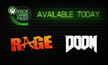 To Rage και το DOOM διαθέσιμα στο Χbox Game Pass